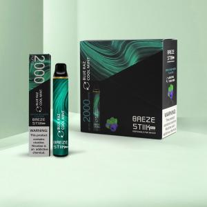Best Portable 6% Nicotine CBD Oil Vape Pen With USB Charging Port wholesale