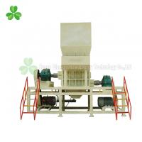 Best Wood Double Shaft Shredder Machine Big Torque Low Noise 37×2 KW Power wholesale