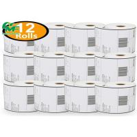 Best 4 X 6 Adhesive Backed Paper Roll Direct Blank Shipping Labels For Zebra 2844 Zp-450 wholesale