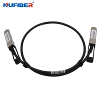 Best QSFP+ To QSFP+ Direct Attach Cable 40Gb Compliant QSFP MSA specifications wholesale