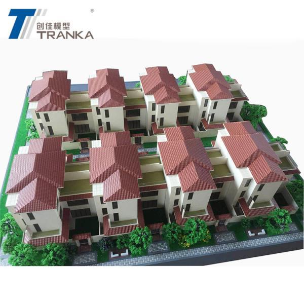 Cheap Real estate model making for construction real estate company , house scale model for sale