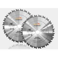 Best ATB 250x24T Ripping TCT Saw Blade 50mm Thick With Anti Kick Back Shoulder wholesale
