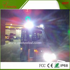 Best 60W Square CREE LED Work Lamp (LED driving lamp) for Boat, Marine Ship, Polaris ATV wholesale