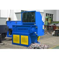 Best Extrusion Head Material Shredder Machine 1 Shaft With 37KW / 50HP Power wholesale