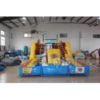 Best Inflatable Rope Ladder Climbing Challenge wholesale