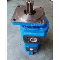China Ford Engines Oil Gear Pump , Durable Shaft Cast Iron Hydraulic Gear Pumps on sale