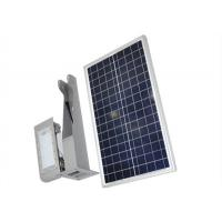 Best 60w Ip65 Solar Led Garden Lights Intelligent Digital Control High Efficiency wholesale