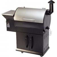 China Commercial Wood Pellet Grills Wood Burning Grills And Smokers For Your Family Event on sale