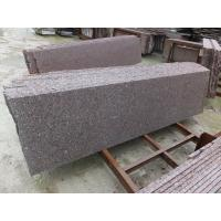 Best Chinese Granite Stone Sanxia Red Granite Small Slabs For Outdoor Decoration wholesale