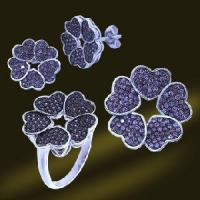 Best 2012 Mirco Pave Setting 925 Sterling Silver Jewelry (RSA5371) wholesale