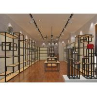 China Interior Decoration Design Shoe Shop Display Stands For Women / Men's Shoes on sale