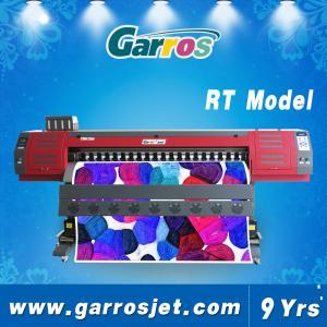 Best Garros Newest DIgital Printer Thermal Transfer Printer 1.8m Large Format Printing machine wholesale