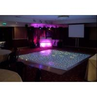 Buy cheap Waterproof IP67 RGB Color changing 330x330 12W led dancing floor light from wholesalers