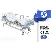 China High Technology Full Electric Hospital Beds For Home Use Central Locking on sale