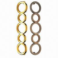Best Delicate Handles with Ti-gold Surface Finish, Made of Stainless Steel, Various Sizes are Available wholesale