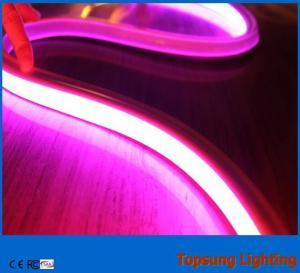 Best wholesale 120leds/m square 24v purple neon flex ip67 for building wholesale