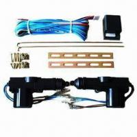 Best 2-doors Clutch Structure Car Central Locking System with High Torque Motor wholesale