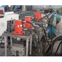 Best Roller Shutter Cold Roll Forming Machine With Correction System wholesale