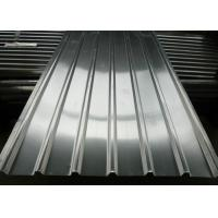 Best Corrugated 0.5 Mm Aluminium Roofing Sheet Insulated 1060 Alloy Customized Color wholesale