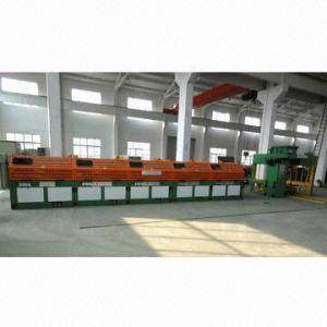 China Straight line wire drawing machine/wire making machine/wire descaling machine/nail making machine on sale