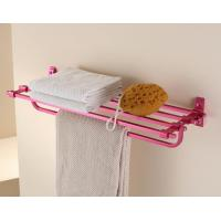 China Multi Layer Bathroom Bath Towel Rack Tool For Towel Display Dry on sale