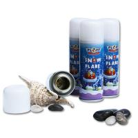 Best 52*130mm Birthday Party Snow Spray no harm to skin easy clean wholesale