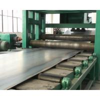 Best Professional Cut To Length Line Sheet Metal Cutting Machine With PLC System wholesale