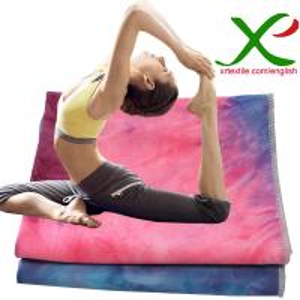 China Super Absorbent Microfiber Towel for Pilates Yoga on sale