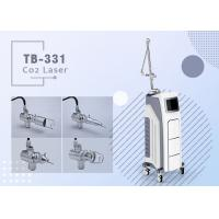 Best 10600nm Co2 Fractional Laser Machine for Scar Acne Removal / Winkel Removal wholesale