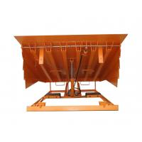 China 10 Tons Stationary Loading Dock Ramp Dock Leveler with Competitive Price on sale