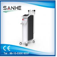 China Fractional RF microneedle skin care system / Invasive and Non-invasive needle tips on sale