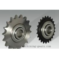Best Harvester Quenching Chain Sprocket Wheel With Blackened Technique Hole wholesale