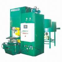 China Roof Tile and Artificial Stone Making Machine, Terrazzo Tile, Floor Tile, Automatic, Low Cost on sale