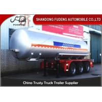 Best 36000 to 59600 Liters LPG Tank Trailer For Liquefied Propane Gas Transportation wholesale