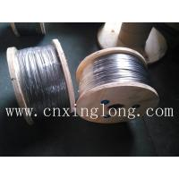 China sell xinglong stainless steel wire rope 1x7 7x7 7x19 1x19 6x36WS+IWRC on sale