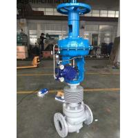 China High Temperature Type Pneumatic Pressure Control Valve on sale