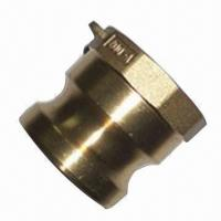 Best Camlock Coupling, Made of Brass, Type A, Measures 1/2 to 8 Inches, Adapter Female Threaded  wholesale