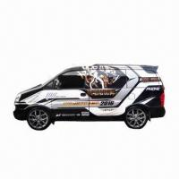 Best Large Format Car/Vehicle/Bus/Van Body Sticker, Can be Removed  wholesale