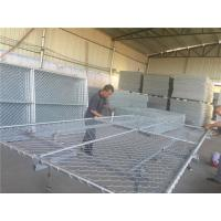 Details Of Portable Construction Fencing Panels Temporary