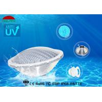 White Color Low Voltage LED Swimming Pool Lights SS316 + Anti UV PC Cover