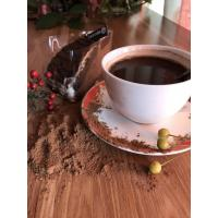 Best Dried Dark Brown Natural Cocoa Powder IS022000 ≥99% Fineness FIRST wholesale