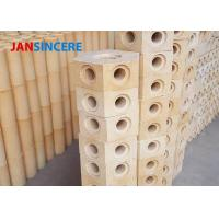 Best Fireclay Anchor Alumina Silicate Refractory Brick Good Thermal Shock Resistance wholesale