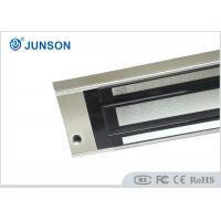 Best Door Electromagnetic Lock with Anodized aluminum Surface finishing , 12V / 24V Power wholesale