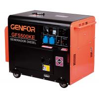 China 15L Fuel Tank Diesel Power Generator , Small Silent Generator ATS Preheating System on sale