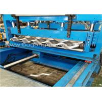Best Full Automatic Steel Metal Roofing Tile Roll Forming Machine With Pneumatic Stacker wholesale
