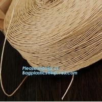 China Black/Natural/off-white Strong Garden String Multi-Use Jute Twine Craft Rope Roll,30 M/Crafts Rope String Cords /Wedding on sale