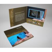 Best promotion LCD Sreen Video Wedding Invitations for Gifts , Custom Logo / Video wholesale