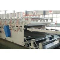 Best Conical Twin Screw Extruder , 30mm WPC PVC Foamed Board Machine wholesale