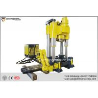 China Diesel Crawler Raise Boring Machine With DI-22 Thread And High Torque Capacity on sale