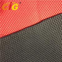 China Polyester Sandwich Air Mesh Fabric , Car Seat Covers Upholstery Fabric on sale